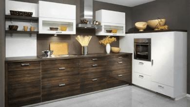افكار تنظيم المطبخ