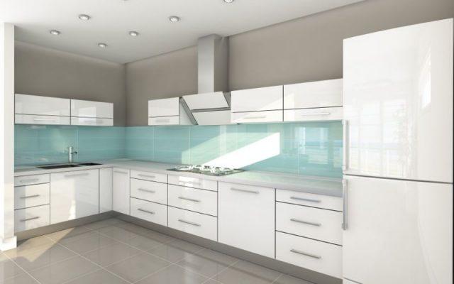 Acrylic kitchens مطابخ اكريليك
