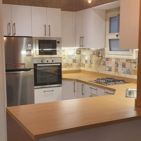 مطابخ PVC - مطبخ كود 501