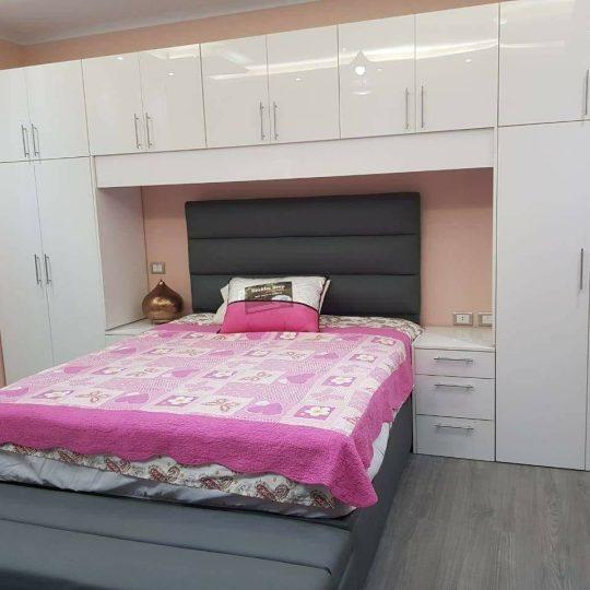 غرفة نوم بولي لاك – كود 801